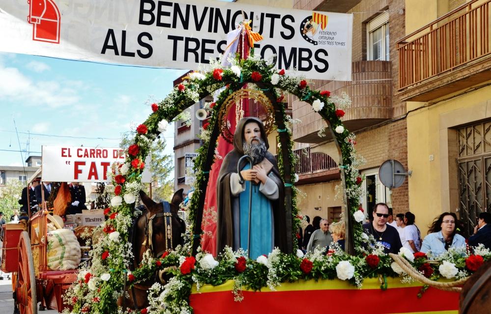 33è. Tres Tombs d'Anglesola, Urgell 2016.jpg