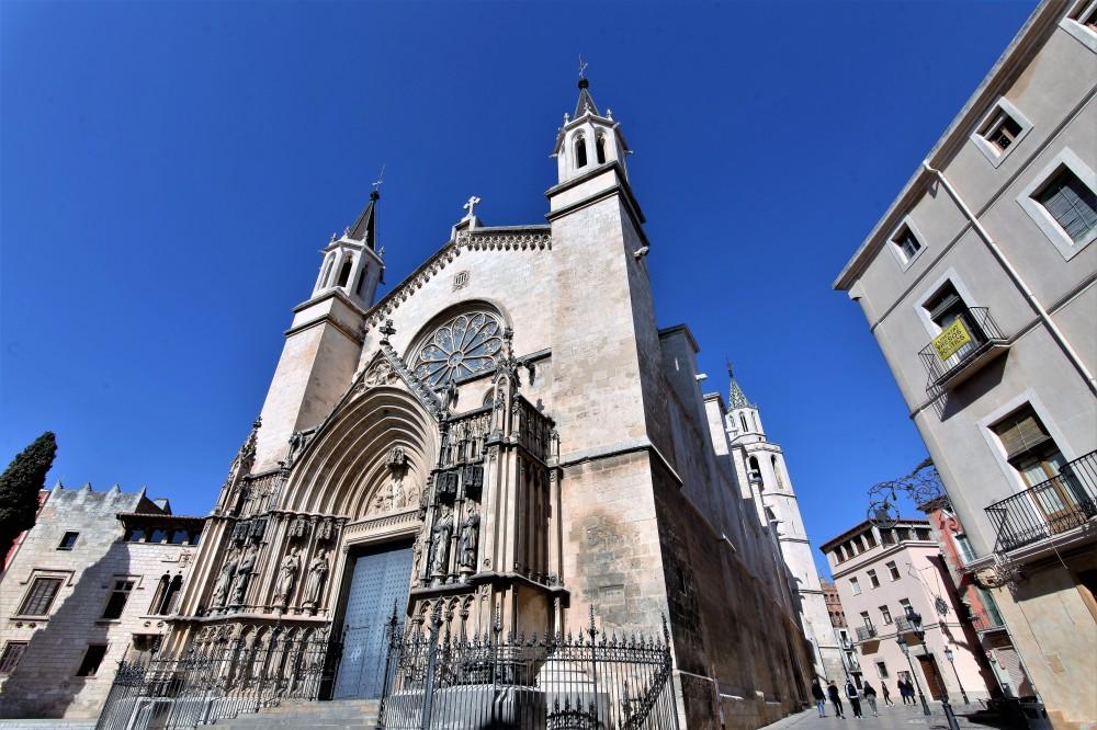 Basílica de Santa Maria, Vilafranca del Penedès